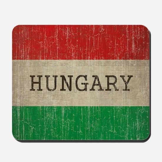 Vintage Hungary Mousepad