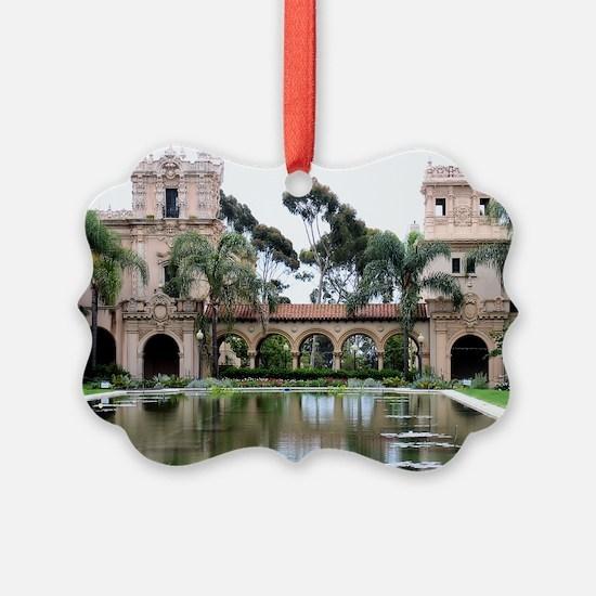 Balboa Reflection Ornament