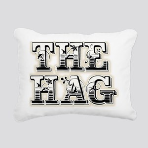 THE HAG Rectangular Canvas Pillow