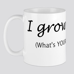 I Grow People Mug