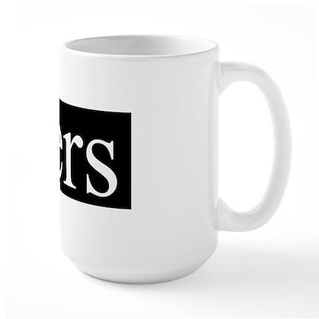 Hers Large Mug
