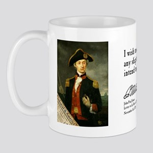 John Paul Jones - Harms Way Mug