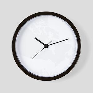 CanadaNative Wall Clock