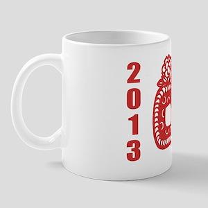 Year of Snake 2013 Mug