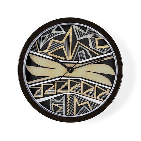 STAIRWAY BOWL DESIGN Wall Clock