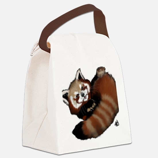Hey Ladies Canvas Lunch Bag