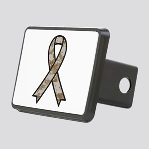 Military Support Ribbon Hitch Cover