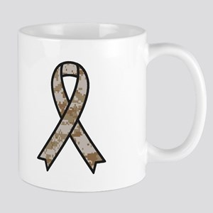 Military Support Ribbon Mugs