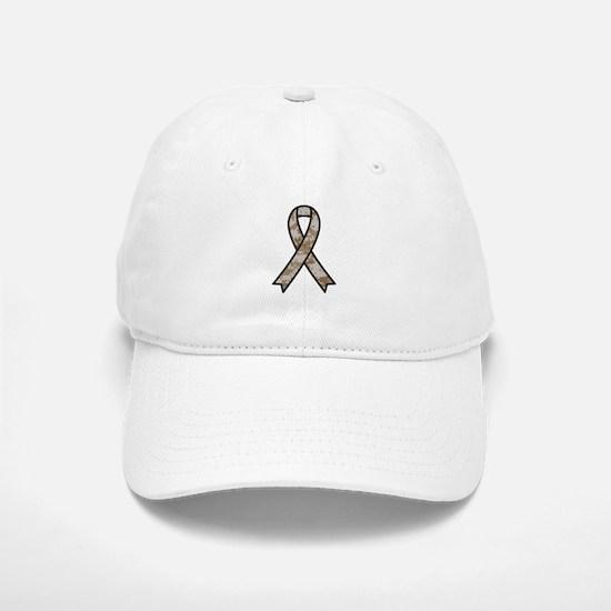 Military Support Ribbon Baseball Baseball Baseball Cap