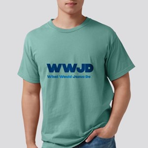 WWJD What Would Jesus Do? T-Shirt