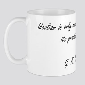 Idealism Mug