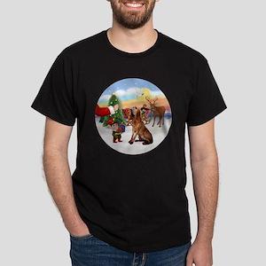 Treat for a Bloodhound Dark T-Shirt