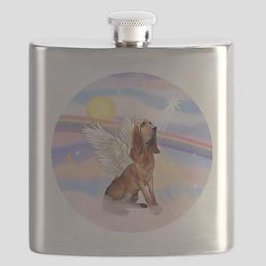 Clouds-BloodhoundAngel Flask