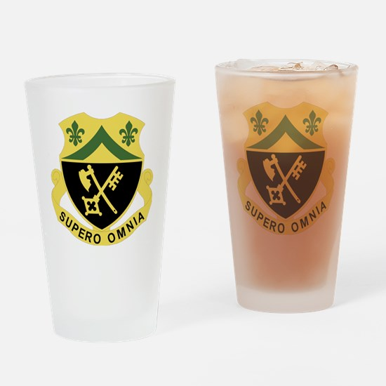 1Bn81stArmorRgt Drinking Glass