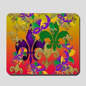 Mardi Gras Blast Mousepad