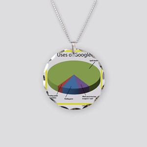 Google Uses Necklace Circle Charm