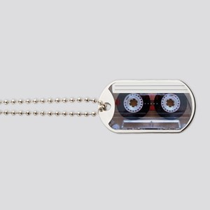 Cassette Music Tape Dog Tags
