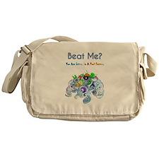 Billiard Sea Dragons Messenger Bag