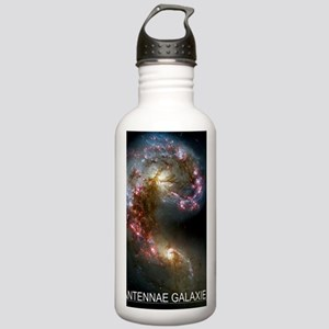 Antennae Galaxies Stainless Water Bottle 1.0L