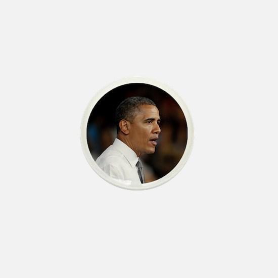 Obama Mini Button