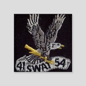 "LAPD_SWAT Square Sticker 3"" x 3"""