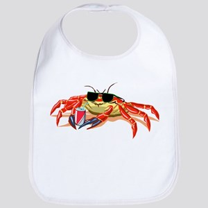 Cool Cancer Crab Bib