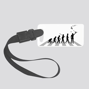 Pigeon-Racer Small Luggage Tag