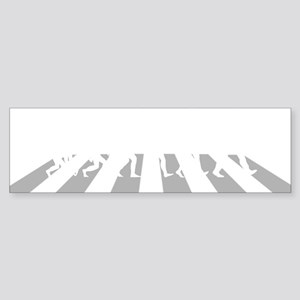 Backpacker-A Sticker (Bumper)