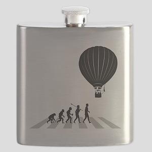 Ballooning-B Flask