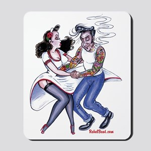 Rebel Beat Mousepad