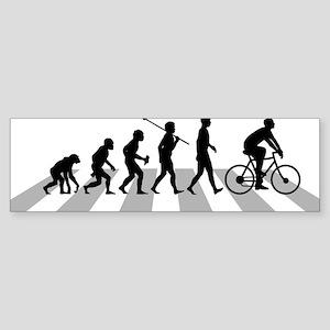 Cycling Sticker (Bumper)