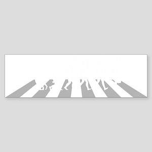 Hand-Walk-A Sticker (Bumper)