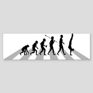 Hand-Walk Sticker (Bumper)