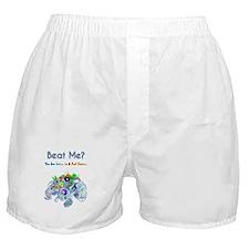 Billiard Sea Dragons Boxer Shorts