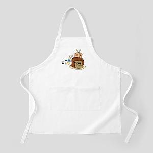 Snail Mail BBQ Apron