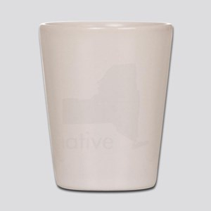 NYnative Shot Glass