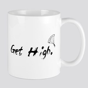 Get High Skydiving Mug