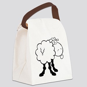 0013_Sheep14 Canvas Lunch Bag
