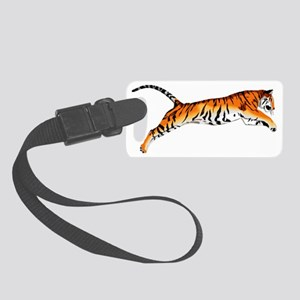 0010_Tiger10 Small Luggage Tag