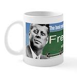 JFK Freedom Quote Mug