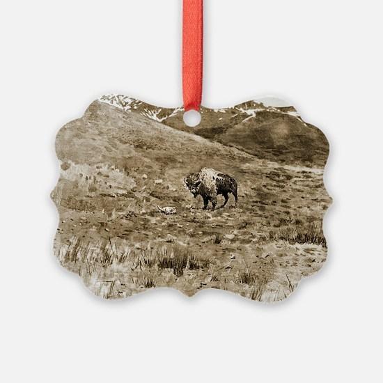Best Seller Wild West Ornament