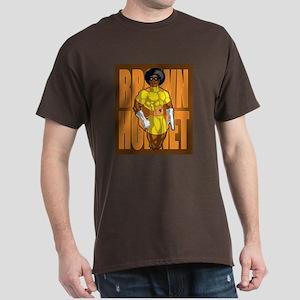 Brown hornet Dark T-Shirt