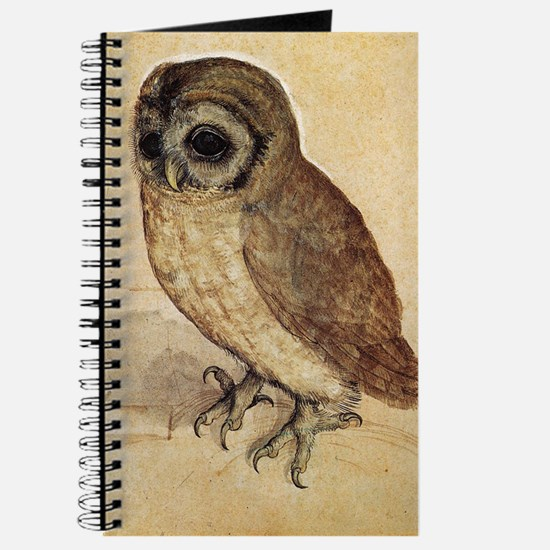 Albrecht Durer The Little Owl Journal