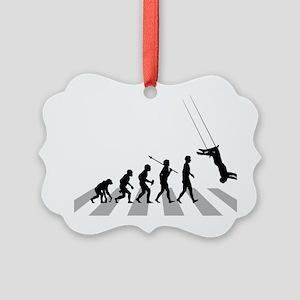 Trapeze Picture Ornament