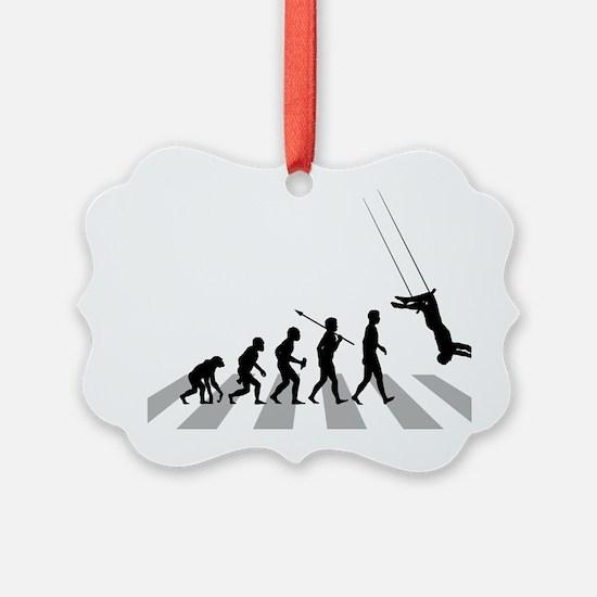 Trapeze Ornament