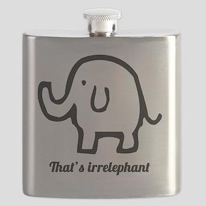Thats Irrelephant Flask