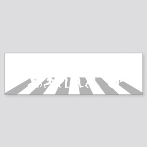 Stunt-Rider-A Sticker (Bumper)