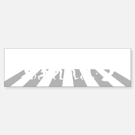 Yoyo-Player-A Sticker (Bumper)