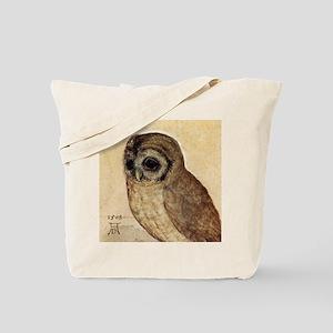 Albrecht Durer The Little Owl Tote Bag