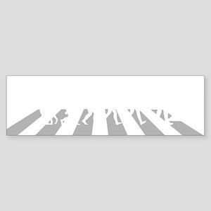 Traveller-A Sticker (Bumper)